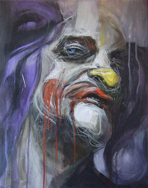 Creepy clown 3 - Image 0