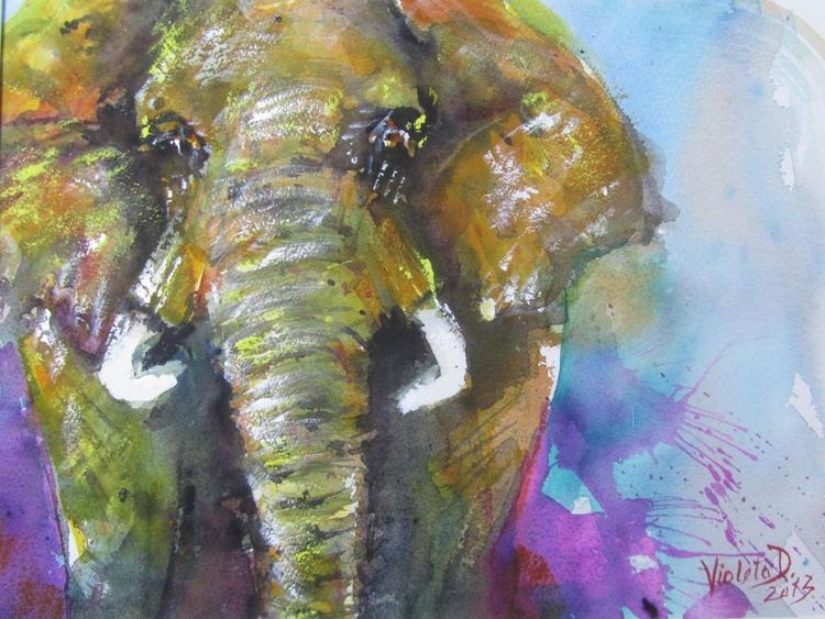 The Elephant  - Image 0