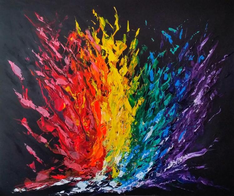 Colour Blast (Large, STUNNING) - Image 0