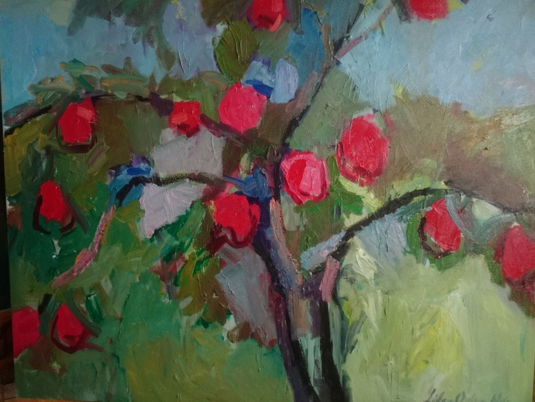 Red apples. - Image 0
