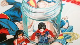 Drew Darcy Pop Art