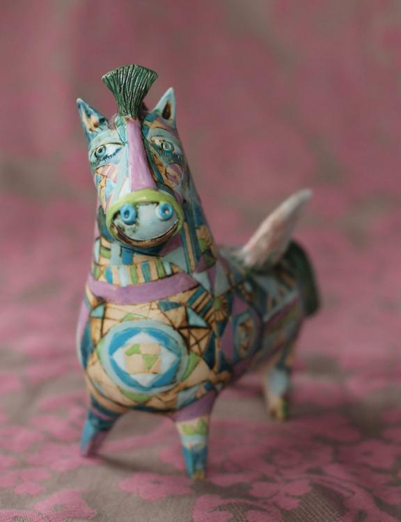 Pegasus, the winged horse. - Image 0