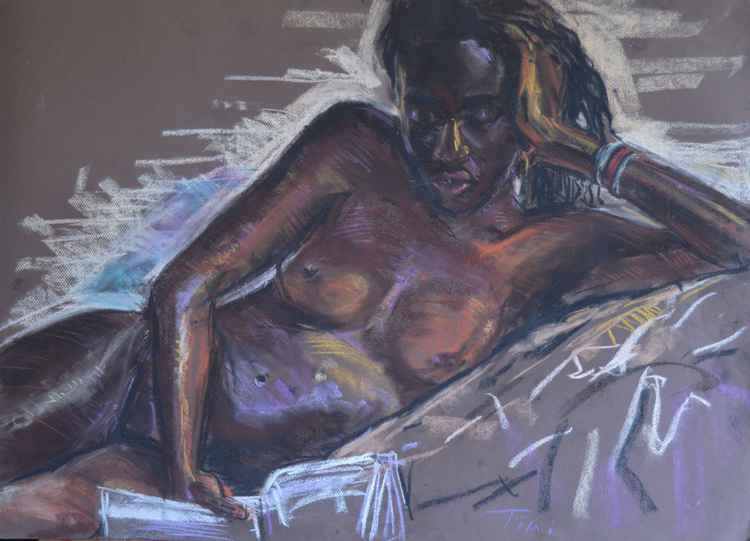 Nude Reading -
