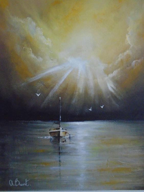 Golden sky - Image 0
