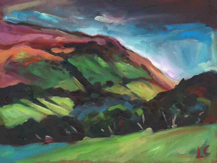 Llanthony, The Black Mountains.   No.48 of 365 Project