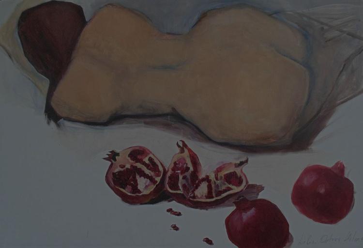 Sleeping Persephone. - Image 0