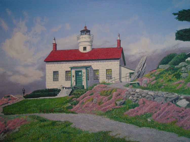 Battery Point Lighthouse -
