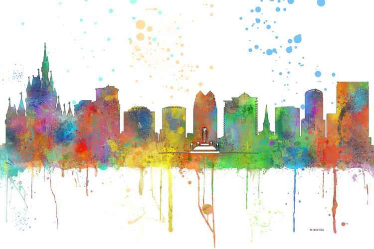Orlando Skyline MCLR1 -