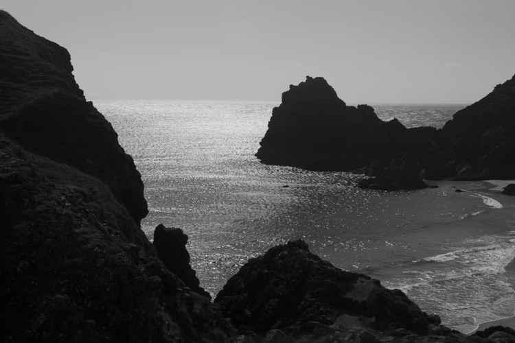 Kynance Cove 'Autumn Sun' -