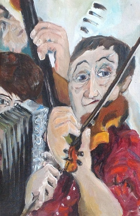 Band Hands, Fiddle - Image 0