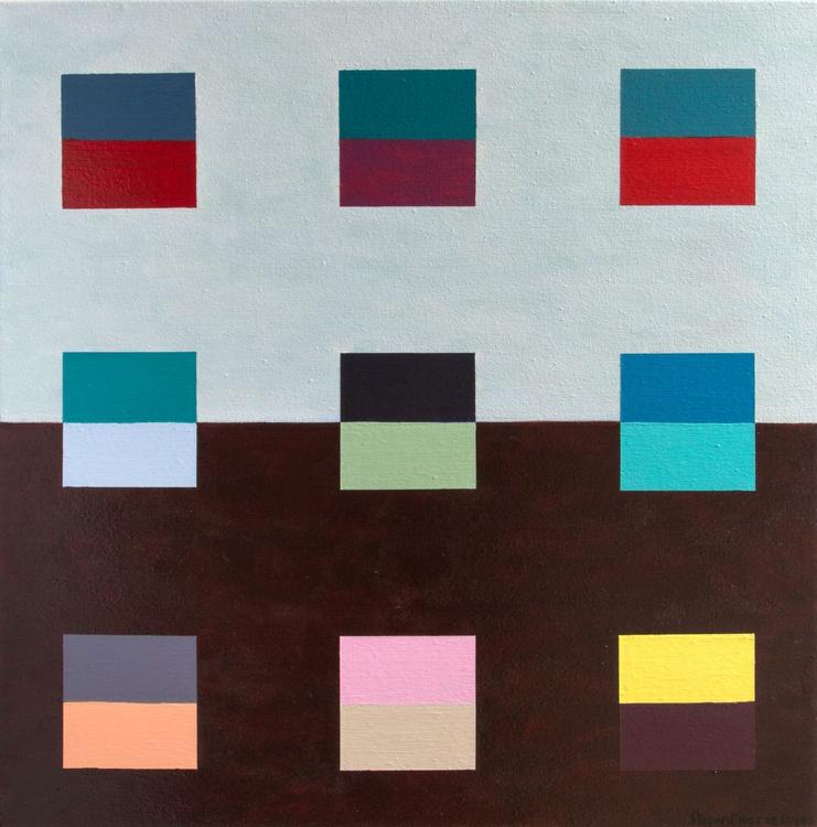 Nine Squares - Image 0