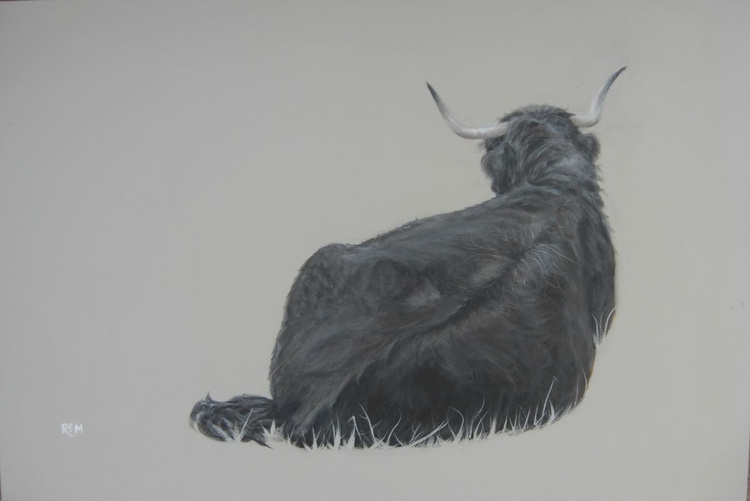 'Resting Coo' - Image 0