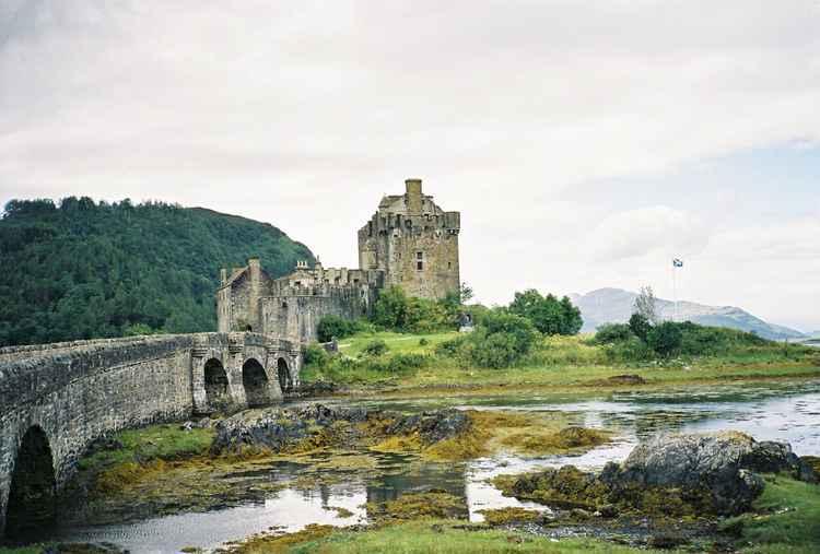 Eilean Donan Castle (3) -