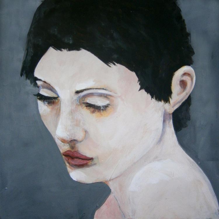 "Portrait "" Study 01 / 06 - 16"" - Image 0"