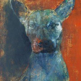 """Bowie (David), 2012"" by Margit  Platny"