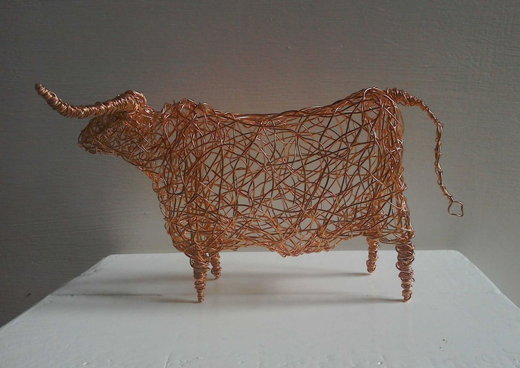 Copper Longhorn - Image 0