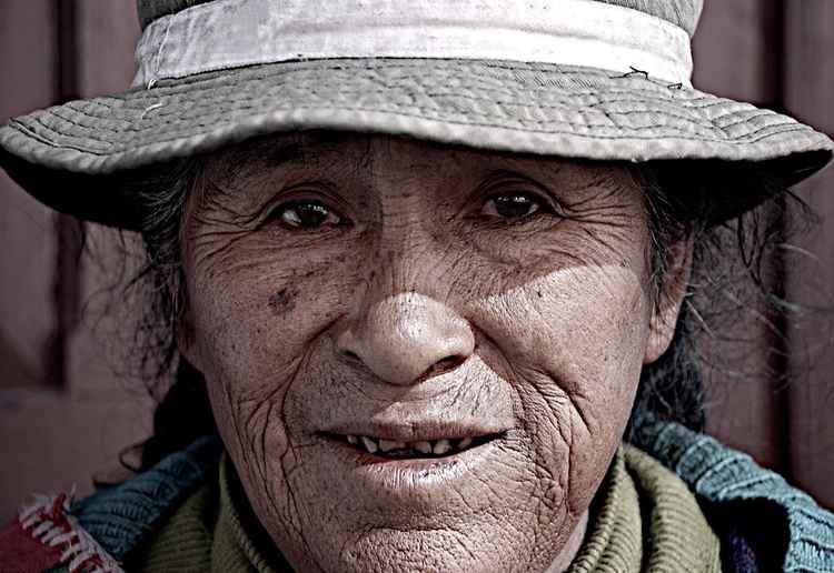 Peruvian Lady -
