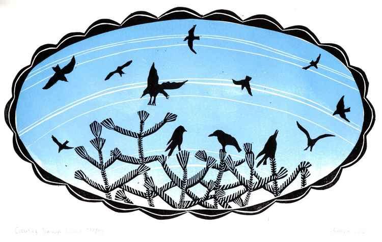 Crows of Damage Barton