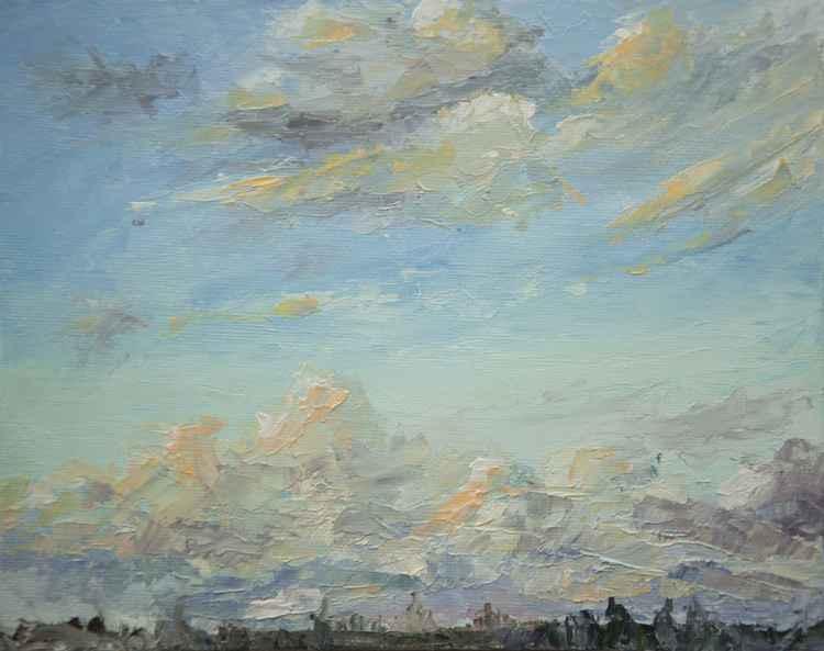 April Sky Study
