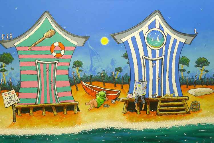 Eb & Flo - Life's a Beach