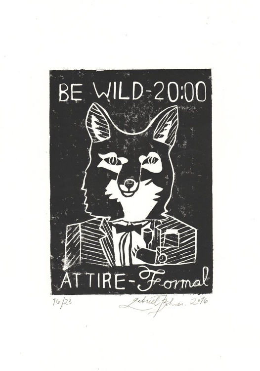 The Formal Fox - Image 0