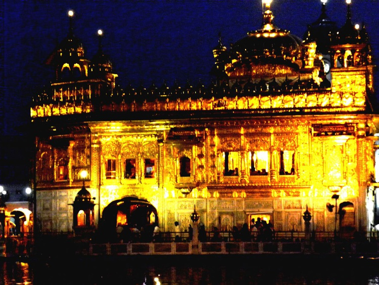 GOLDEN TEMPLE OF PEACE - Image 0