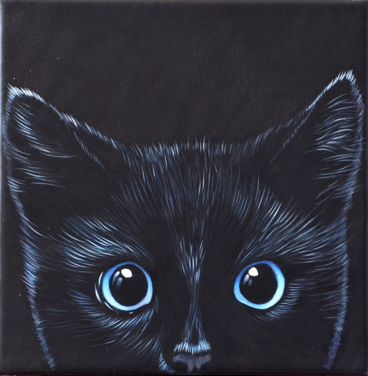 Black kitty kat - Image 0