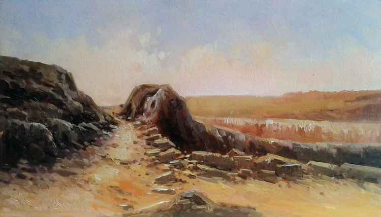 landscape 3 -