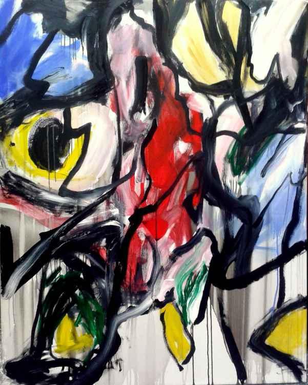Tunic, 2015 (150x120 cm)