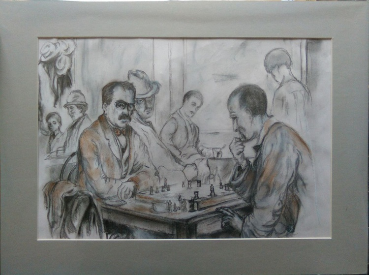 The Chess Players - Image 0