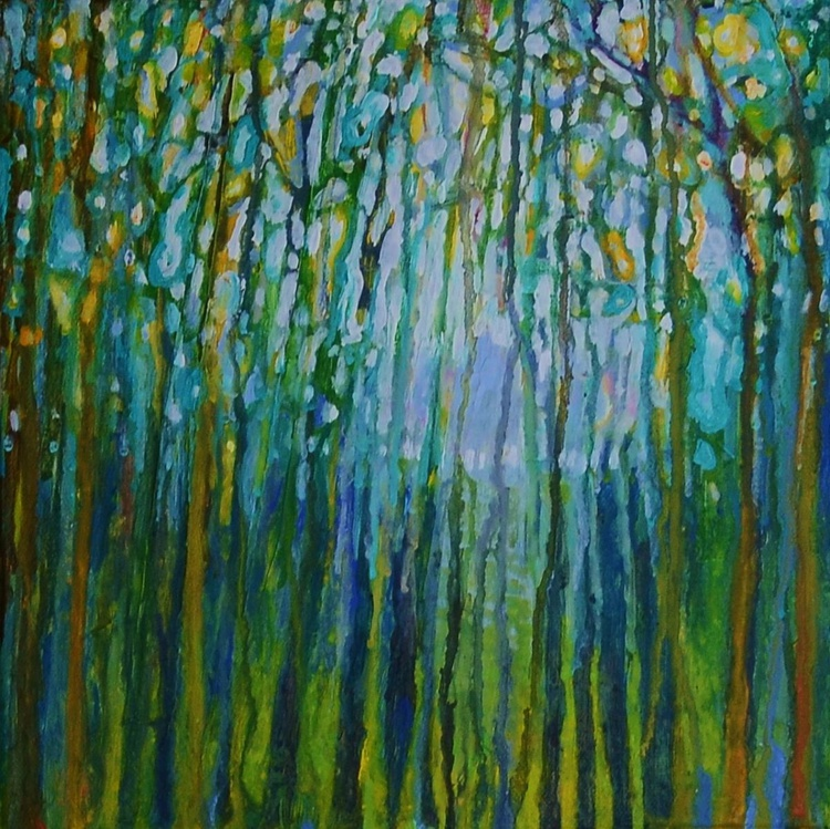 The Woods at Noon - Image 0