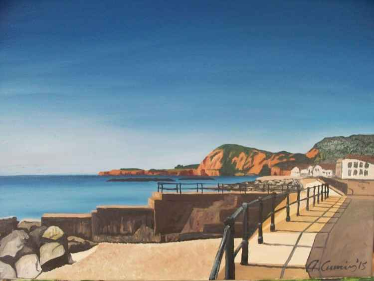 Sidmouth In The Afternoon -