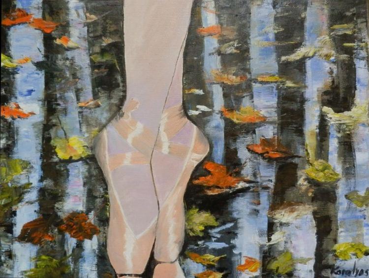 The autumn dance - Image 0