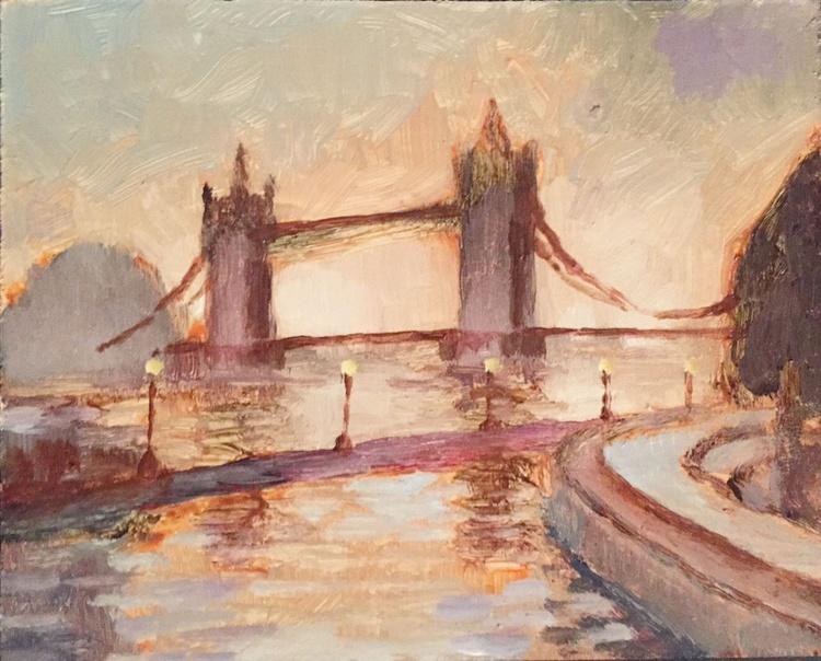 London Morninig Mists - Image 0