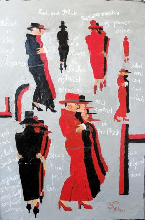 Le Rouge et le Noir - Image 0