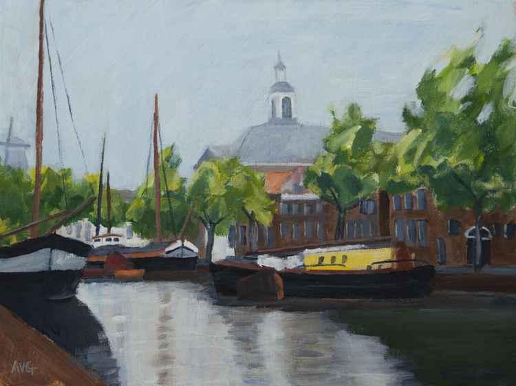 Lange Haven Schiedam -