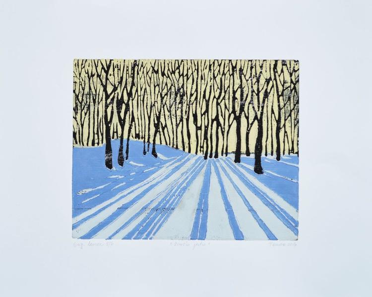 Winter morning - Image 0