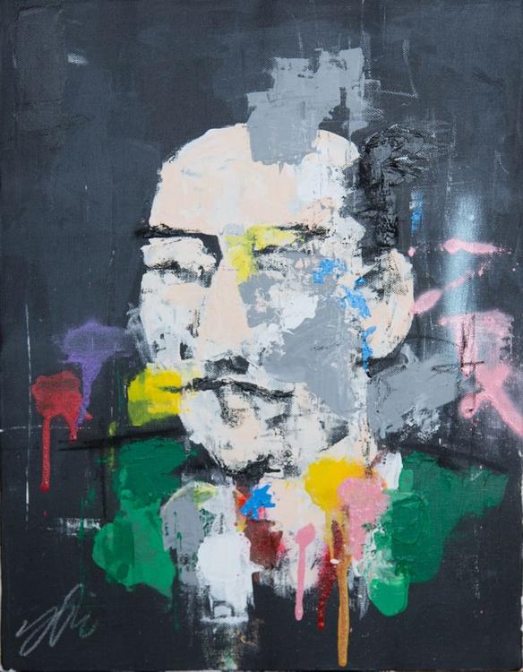 Portrait works untitled. - Image 0