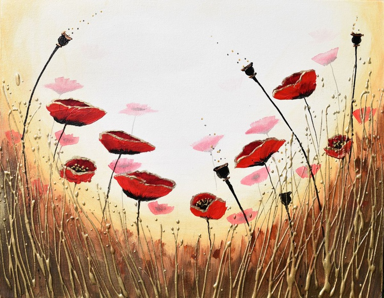 Life of Poppies - Image 0