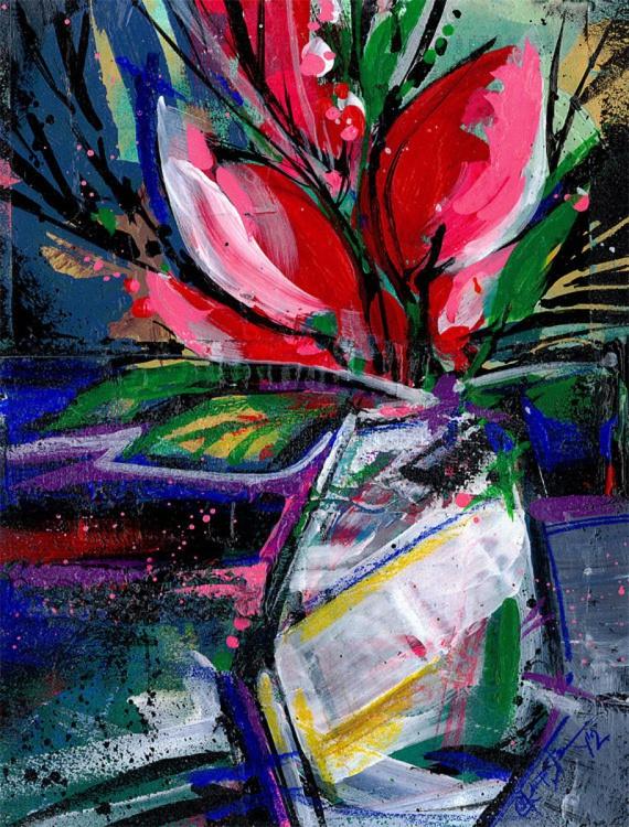 Floral Fantasy No. 3 - Image 0