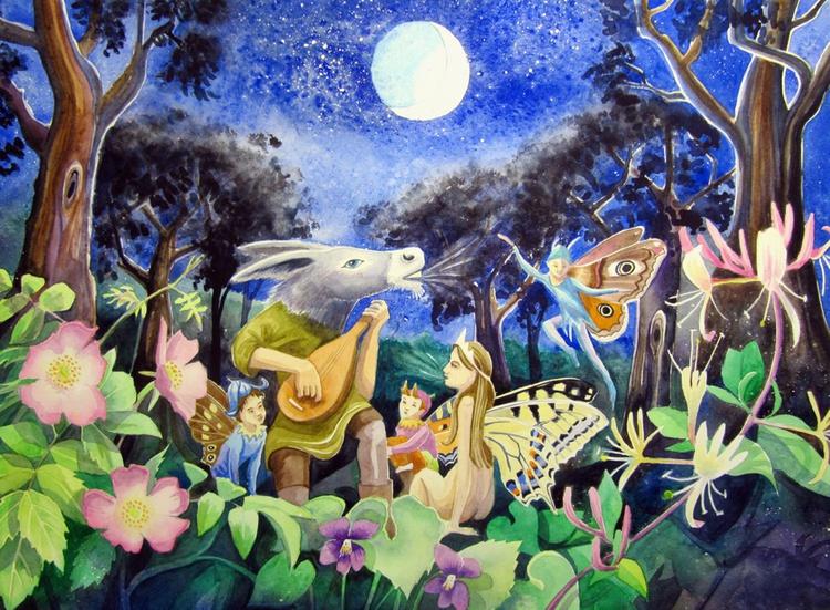 A Midsummer Night's Dream - Image 0