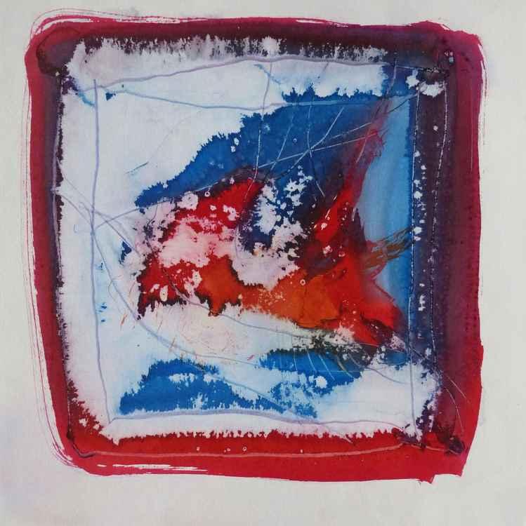 Square variation #6, 30x30 cm