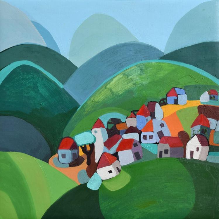 Mountain village - Image 0