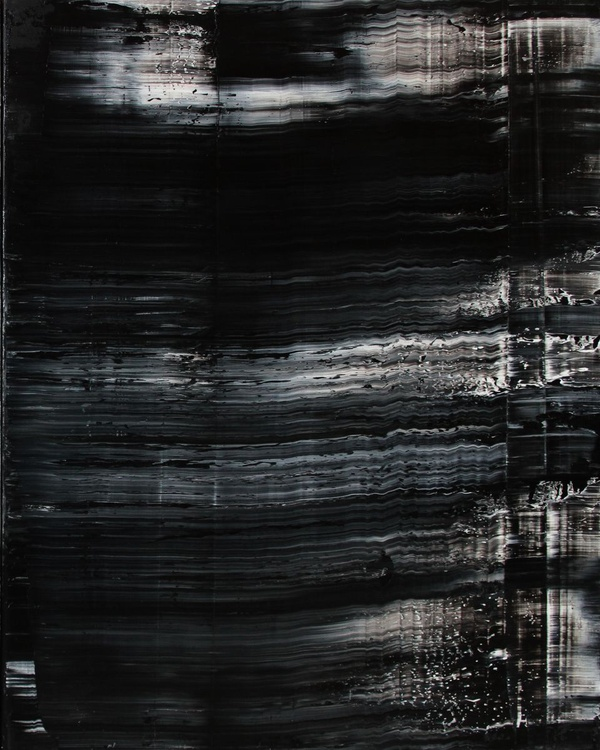 abstract N° 1154 [Zen reflections I] - Image 0