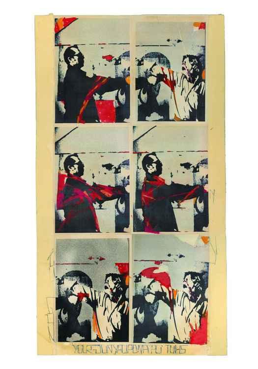 Shut up and Play your Gun by Tullio De Gennaro & Pio Schena, 2013