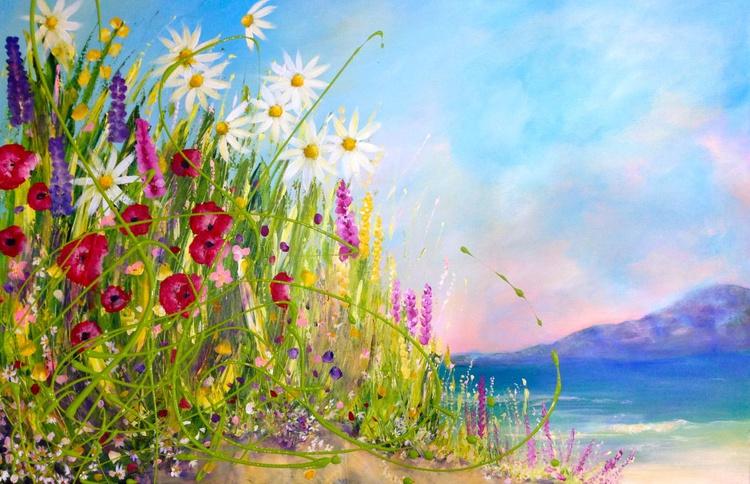 Blooming around the coastal path - Image 0