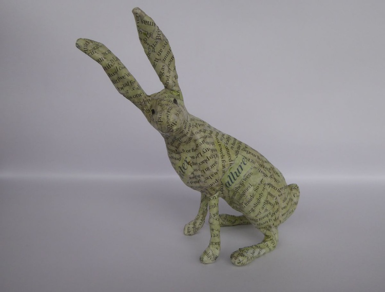 Winter Hare - Image 0