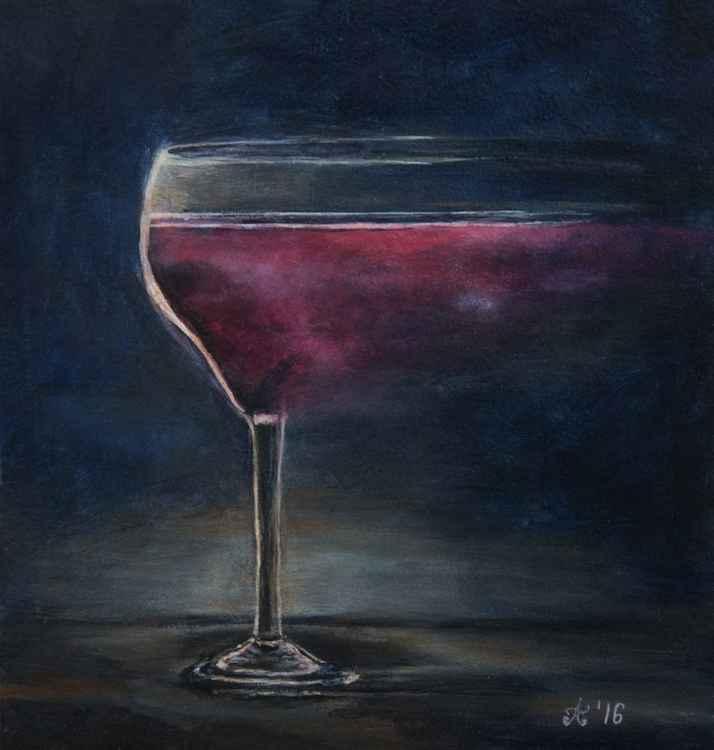 Quantum Wine -