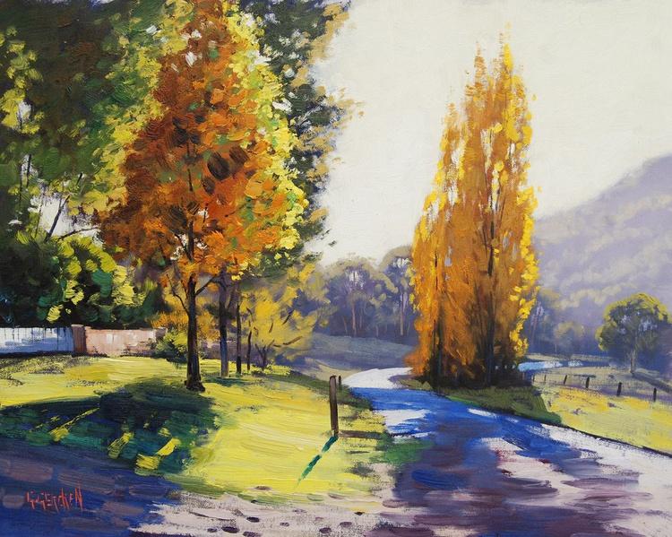 Autumn Shadows Tarana - Image 0