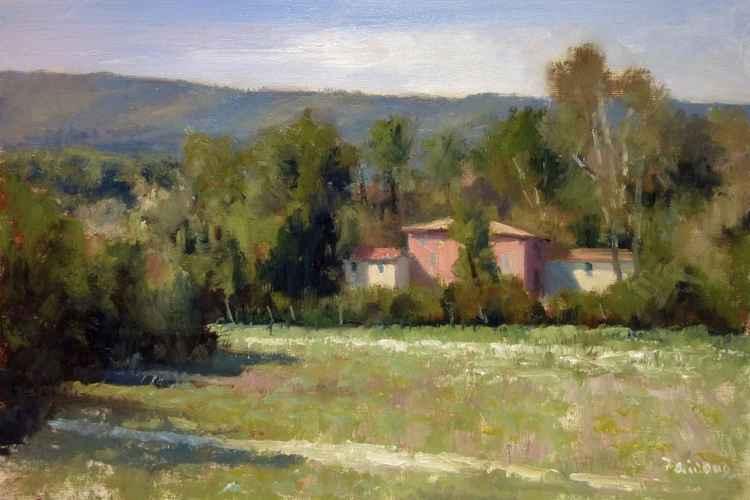 Mas Provençal dans le Luberon